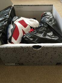 Air Jordan VI - Carmines **DEADSTOCK** UK10