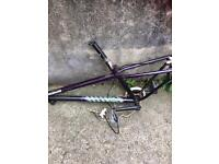 Specialized bike frame