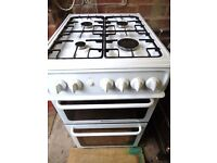 Gas cooker, free delivery, clean