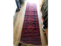 Afghan Vintage Mishwani Wool Rug