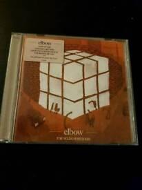ELBOW THE SELDOM SEEN KID CD ALBUM NEW