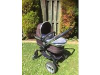 Icandy Peach Pram/Pushchair