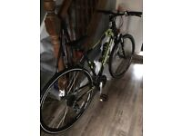 Bran new, Manuel book, never used mountain bike