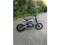 Race tuned pit bike 110cc demon x (offers considered)