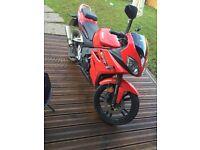 CCM Spider 125cc