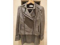 Jaegar London skirt suit, jacket size 14, skirt size 16 - excellent condition