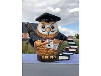 Professor Owl Tea Pot