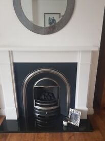 Large round mirror from Next