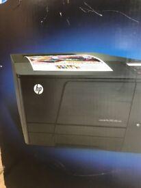HP Laser Jet pro 200 m251n printer