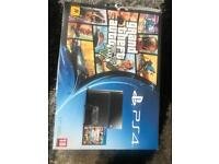 Ps4 boxed £150