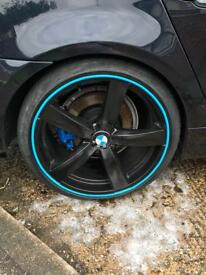 Alloy wheels for BMW