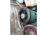 Shocks and tein lowering springs