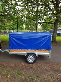 New trailer 750 kg single axle
