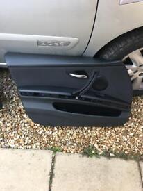BMW e90 seats