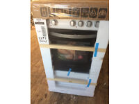 "BRAND NEW BOXED ""MONTPELLIER"" MSE50W WHITE COOKER=SEALED"