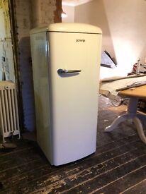 gorenje Fridge freezer (11 months old)Perfect condition
