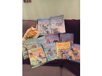 Winnie the Witch books - 10 book collection