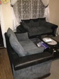 3+2 brand new dino sofa