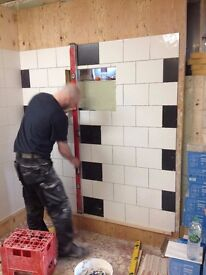 Learn Tiling. Tiling Course Scotland.