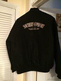 Southern Comfort bomber jacket xl