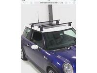 Mini copper roof rack