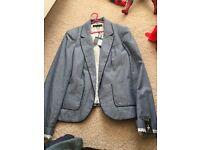 Women's blazer size 14