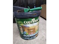 Cuprinol Ducksback - Autumn Gold - Shed/Fence Paint