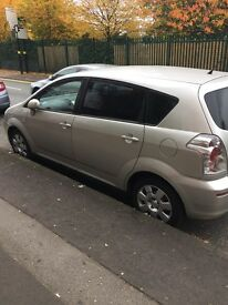 Toyota Corolla Verso d4d 7seater for sale