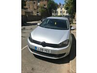 Vw Golf 09 plate new shape 2.0l TDI 18 inch alloys tinted windows veery nippy and sporty VGC