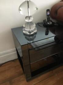 Dwell glass cabinet rrp £250