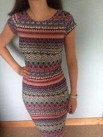 UK size 10 midi dress