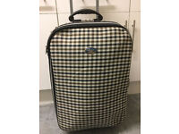 Hardly used Suitcase in very good condition only £15