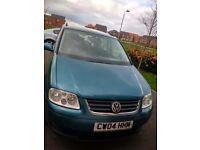 Volkswagen Touran 1.9tdi 2004