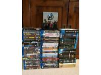 Bluray collection 92 movies