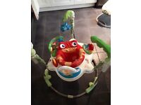 Jumperoo. Good used condition