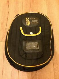 Brand New Horse Riding Helmet Collapsible Padded Carry Bag - Derby Horse