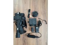 sony professional camcorders HVR Z7E