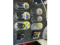 Selection of brand new padlocks all good quality