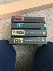 Books Michael grant