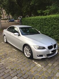Summer ready #Bmw 3 series Msport #convertible with full FSH fresh MOT AND SERVICE DONE JUNE 2018