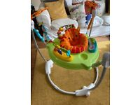 Fisher Price Baby Jumperoo - Like New
