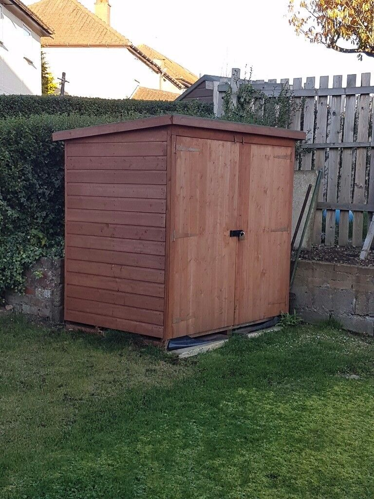 6x4 shed tongue and groove