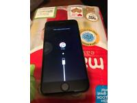 IPhone 6 16 gb unlocked had new screen last week ideal for spares