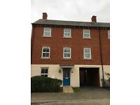 Beautiful & Spacious 4 bedroom town house