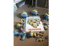 Minions/Despicable Me Bundle *Collection only