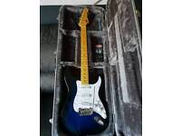 Price drop. G&L Legacy Tribute guitar with case in A1 condition