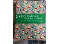 Gypsy Fortunes Book & Cards Pack