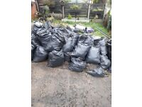 Garden soil free to collect