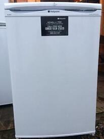Under counter hotpoint fridge