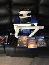 PS4 vr bundle